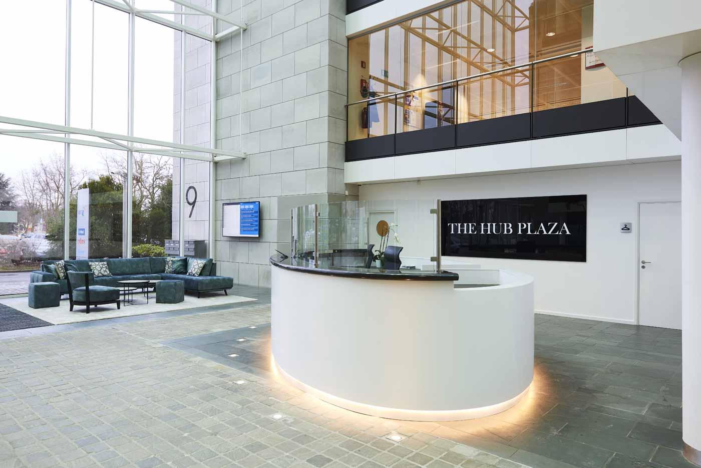 The Hub Plaza