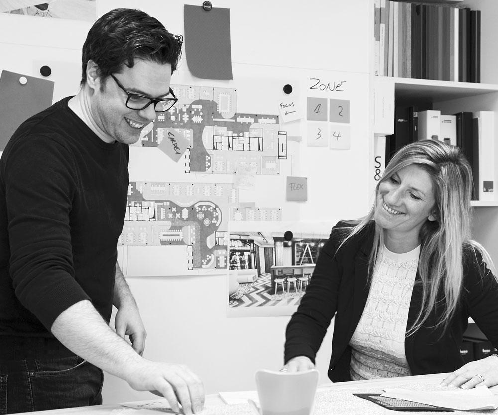 ARTICLE DE PRESSE – Design Plus : société de rénovation, de conception et d'aménagement de bureaux en Design & Build
